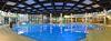 Das Sole-Thermalbad mit über 700 qm Wasserfläche ist ein Entspannungs-Eldorado.