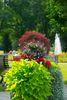 Der Kurpark von Bad Westernkotten trägt zu jeder Jahreszeit ein reizvolle Kleid.