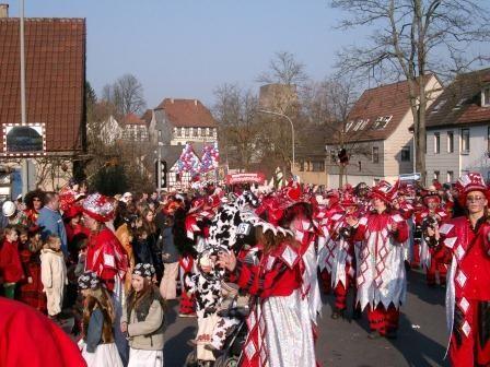 Faschingsumzug Am 03 03 2019 Urlaubsland Baden Wurttemberg