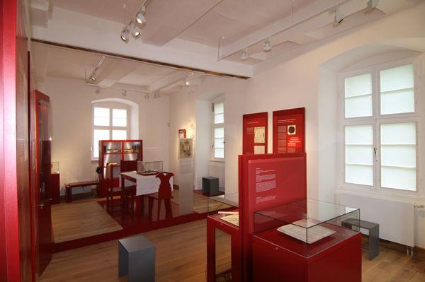Ausstellung im Alten Gericht Fürstenberg