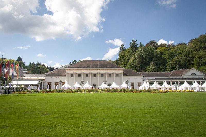 Kurparkgarage Baden Baden