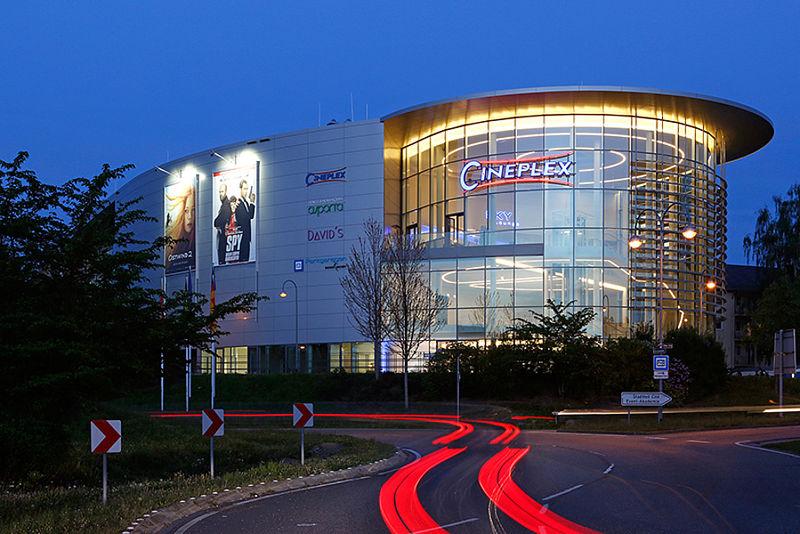 Cineplex Badenbaden