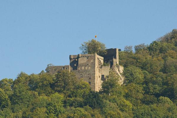 Altes Schloss - Schloss Hohenbaden