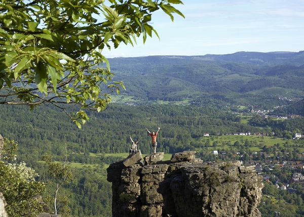 Battertfelsen Baden-Baden