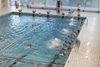 Hallenbad mit Aquajogging