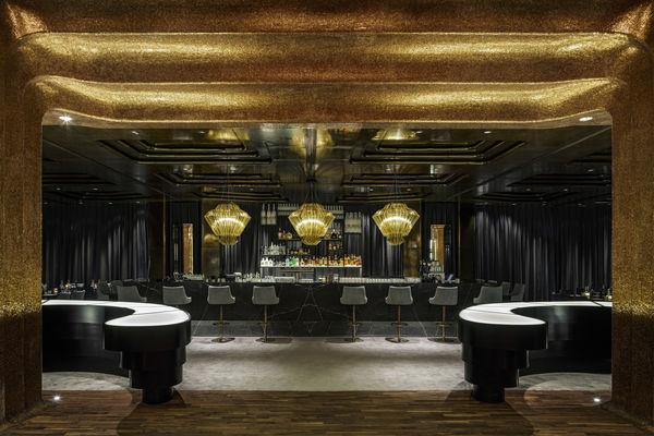 Bar im Casino Baden-Baden