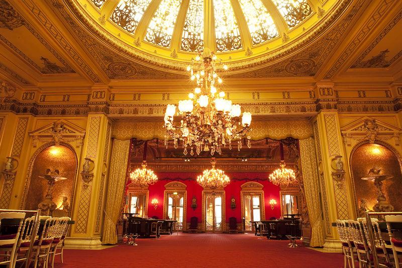 öffnungszeiten Casino Baden Baden