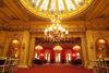 Blick in den Roten Saal - Casino Baden-Baden
