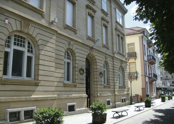 Fabergé Museum in Baden-Baden