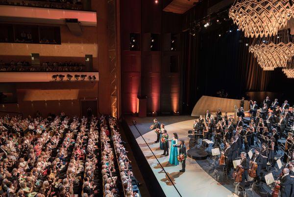 Galaabend im Festspielhaus Baden-Baden
