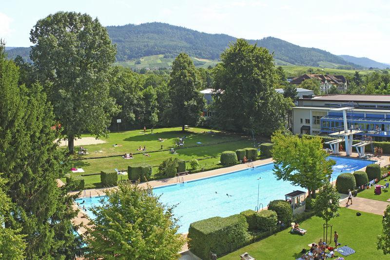 Freibad Steinbach