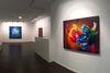 Ausstellungsansicht Christian Awe 2017