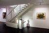 Ausstellungsansicht Markus Luepertz, Arnulf Rainer, Mike MacKeldey 2014 GALERIE SUPPER