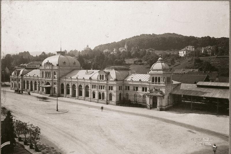 Beim Alten Bahnhof