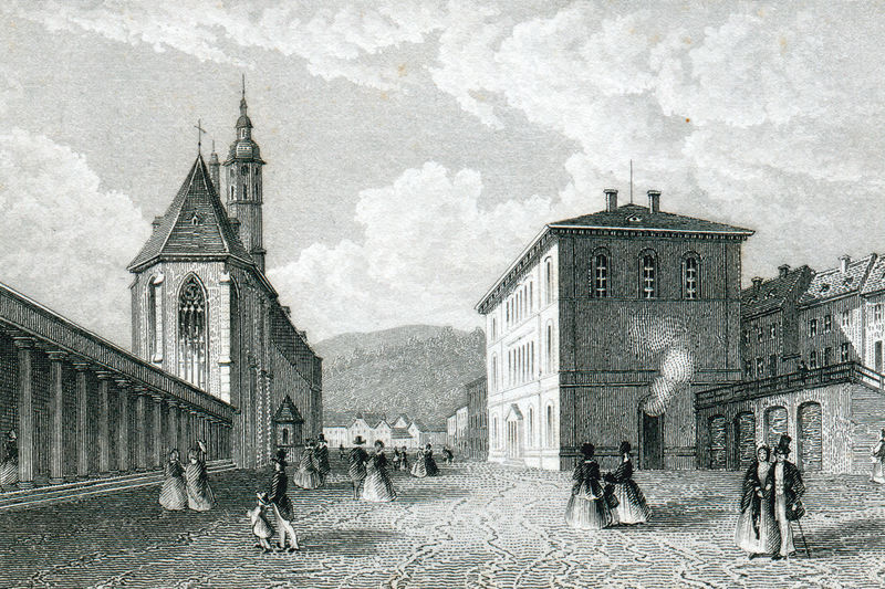 Altes Dampfbad