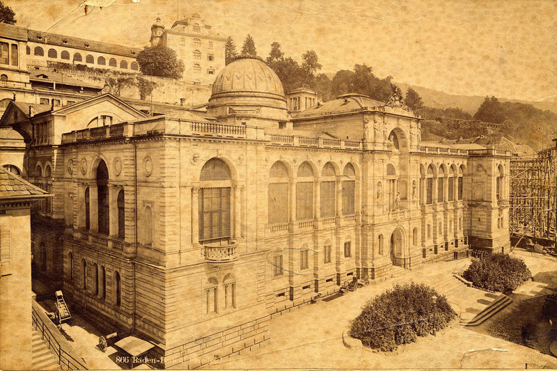 Das historische Friedrichsbad