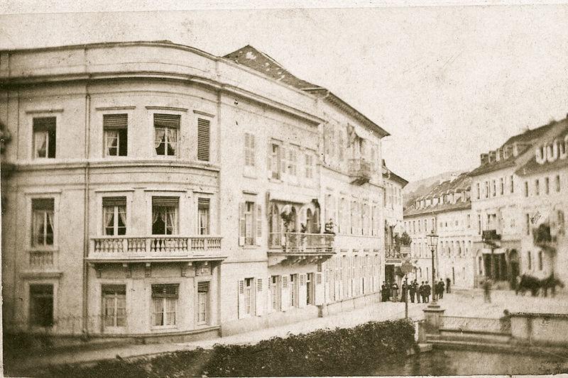 Badischer Hof in der Lange Straße