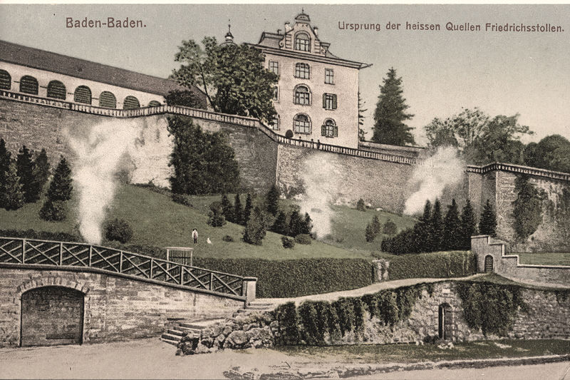 Thermalquellen am Florentinerberg