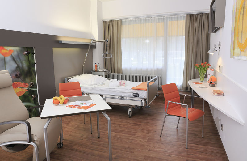 Krankenhaus Balg