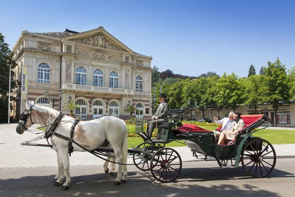 Kutschfahrten Baden-Baden