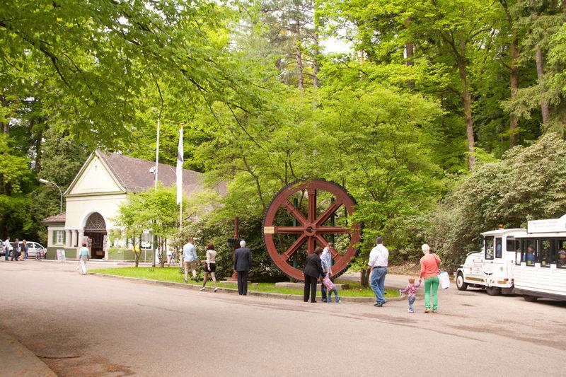 Panoramaweg Etappe 1 - Kurhaus zur Merkurbergbahn