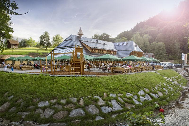 Panoramaweg Etappe 4 - Geroldsauer Mühle zur Trinkhalle