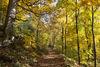 Panoramaweg im Herbst
