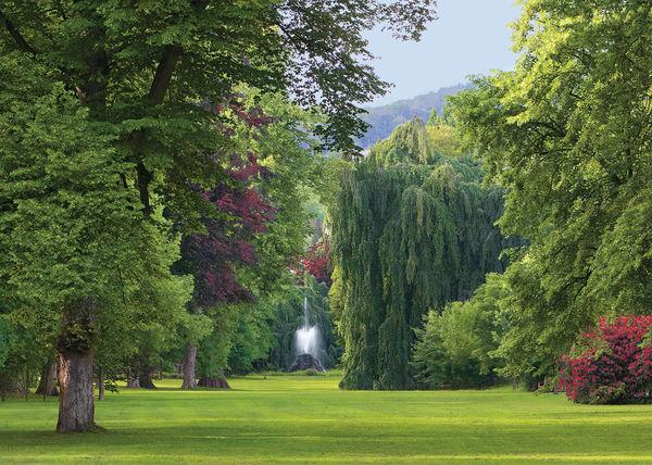 Lichtentaler Allee in Baden-Baden