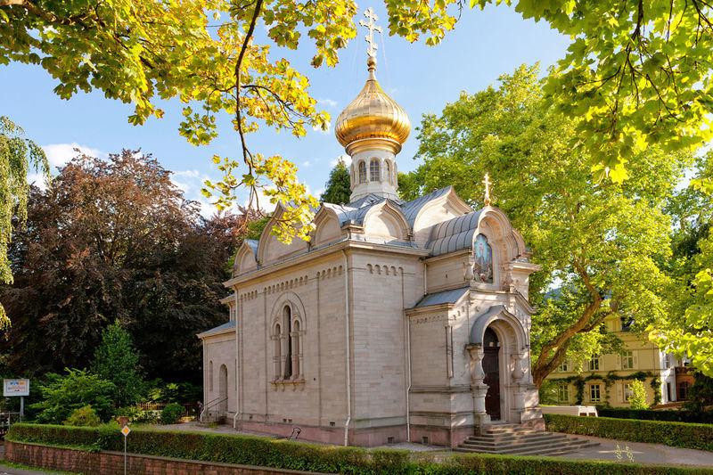 Spaziergang: Kirchentour mit schönen Ausblicken