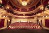 Beeindruckender Theatersaal