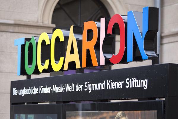 Toccarion im Festspielhaus Baden-Baden