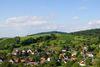 Der Lipberg oberhalb von Lipburg