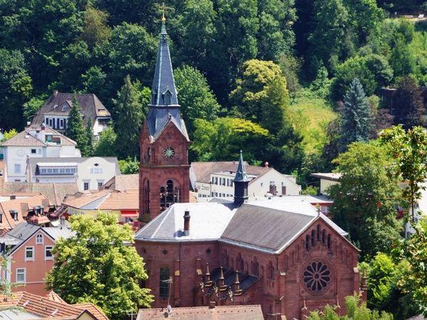 evangelische Pauluskirche Badenweiler