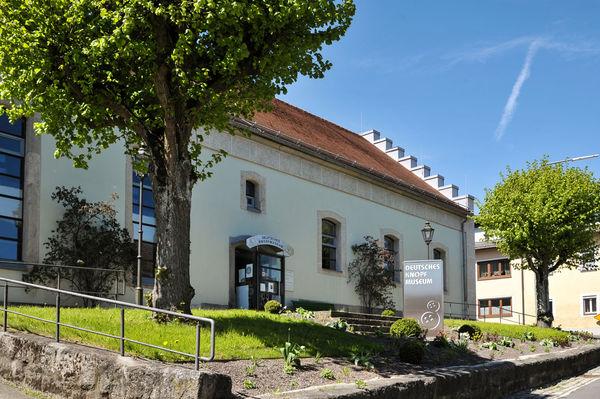 Das Deutsche Knopfmuseum in Bärnau im Oberpfälzer Wald