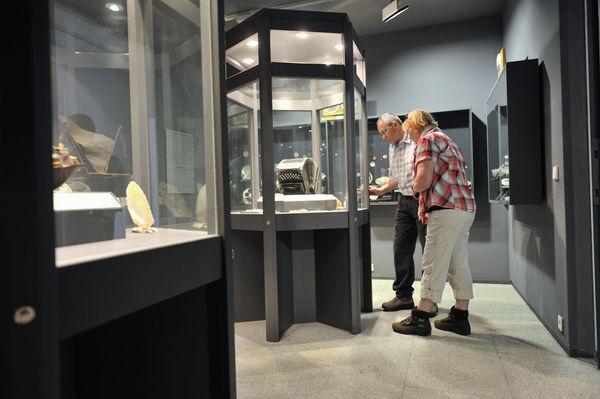 Interessante Ausstellungen im Deutschen Knopfmuseum Bärnau
