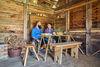 Mittelalter leben und erleben im Geschichtspark Bärnau
