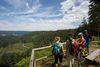Wandern und Biken zum Huzenbacher Seeblick