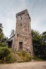 Der Rinkenturm bietet einen schönen Ausblick über Baiersbronn.