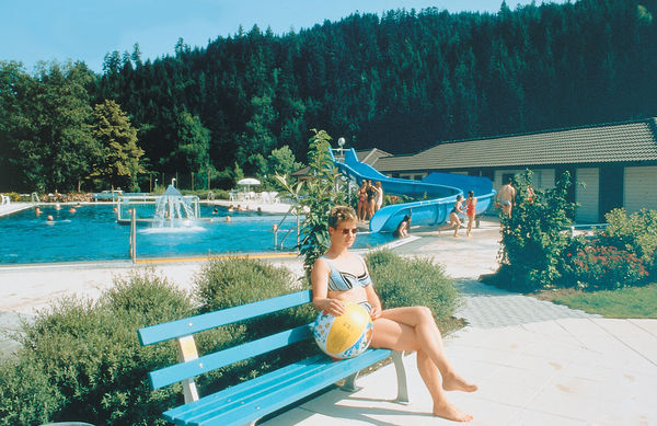 Schönmünzach - Freibad