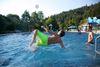 Wasserspaß im Freibad Schönmünzach