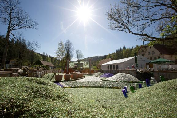kulturpark glash tte buhlbach urlaubsland baden w rttemberg. Black Bedroom Furniture Sets. Home Design Ideas