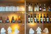 Alkoholische Spezialitäten in der Grinde-Hütte