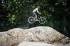 Mountainbiker im Dirt Bike Park Balingen-Frommern, ©outdoorfever.de