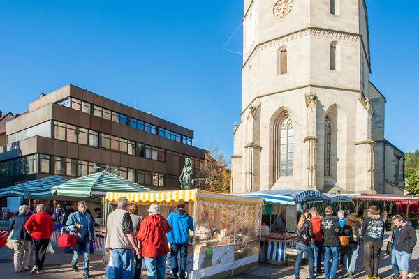 Wochenmarkt Balingen