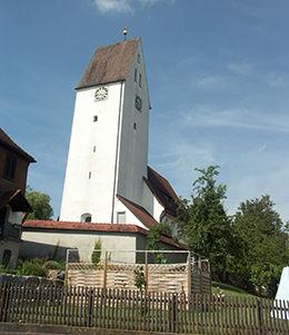 Martinskirche in Ballendorf