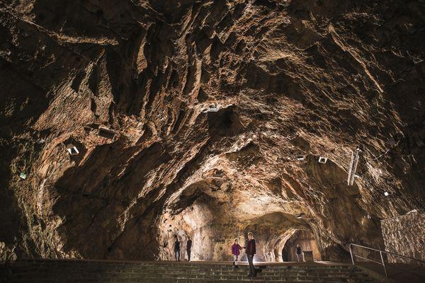 Balver Höhle Innenansicht