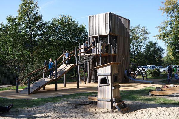 Spielplatz an der Luisenhütte