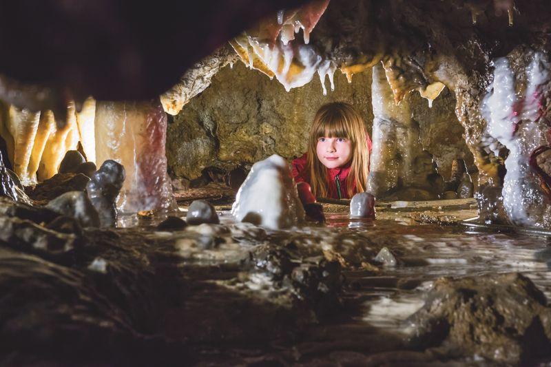 In der Reckenhöhle