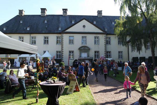 Landpartie Schloss Wocklum