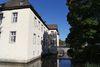 Wassergraben Schloss Wocklum